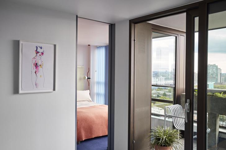 В лондонской Balfron Tower открыли две шоу-квартиры с обстановкой (фото 5)