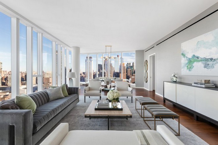 Новая квартира Брюса Уиллиса и Эммы Хеминг в Нью-Йорке (фото 6)