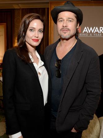 Все, что известно о романе Анджелины Джоли и Шона Пенна (фото 6)