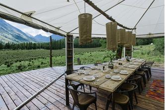 Новый романтизм: палаточный отель «Лес и море» в Калязине и на Алтае (фото 10.1)