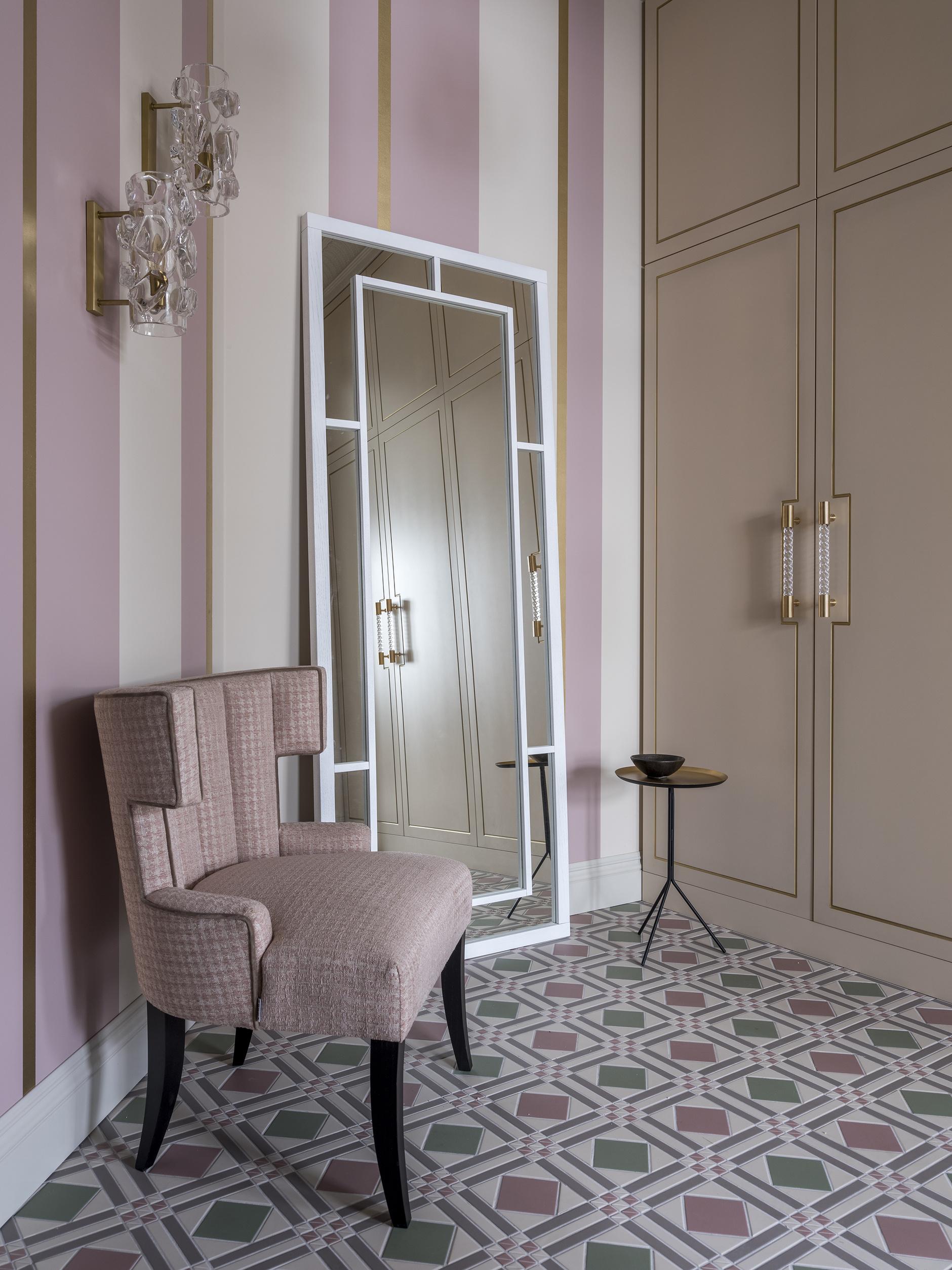 Зеркало в прихожей: 20+ стильных решений (галерея 1, фото 0)