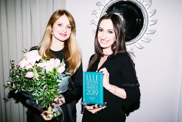 Журнал ELLE вручил престижные награды лучшим из лучших в beauty-индустрии (фото 19)