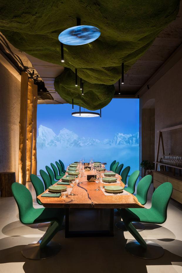 Четыре стихии: ресторан «Земля» в Москве (фото 7)