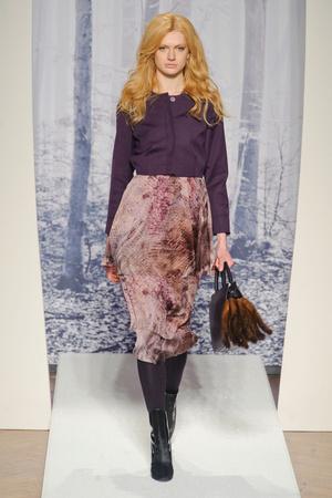 Показы мод Aigner Осень-зима 2013-2014 | Подиум на ELLE - Подиум - фото 702