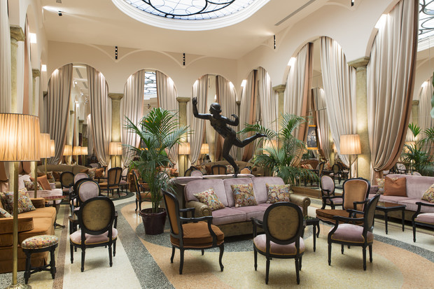 Dimore Studio обновили интерьеры Grand Hotel et de Milan (фото 8)