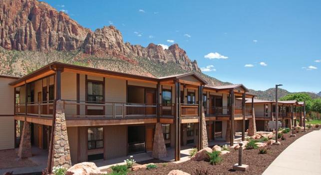 La Quinta Inn & Suites at Zion, Springdale, США