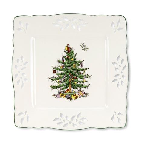 Дом Фарфора, Spode, посуда, рождественская коллекция
