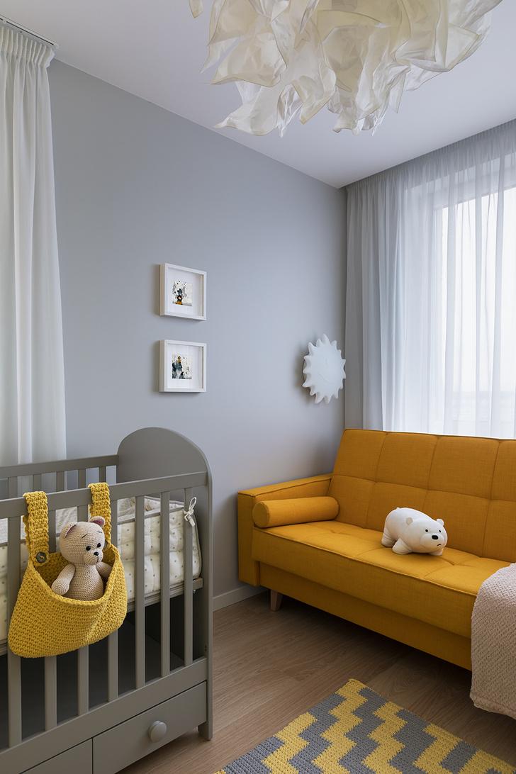 Квартира  88 м² в Минске: проект Insight-Studio (фото 6)