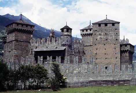Итальянские Альпы: 10 главных достопримечательностей долины Аосты | галерея [6] фото [4]