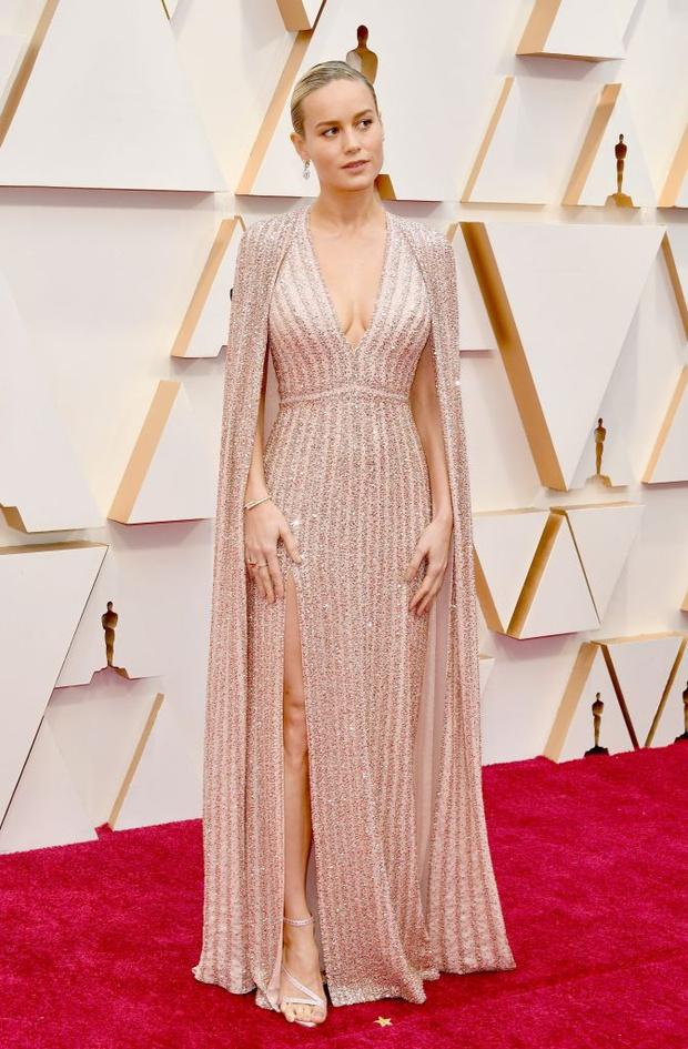 Феноменальна и сексуальна: Бри Ларсон на «Оскар-2020» (фото 3)