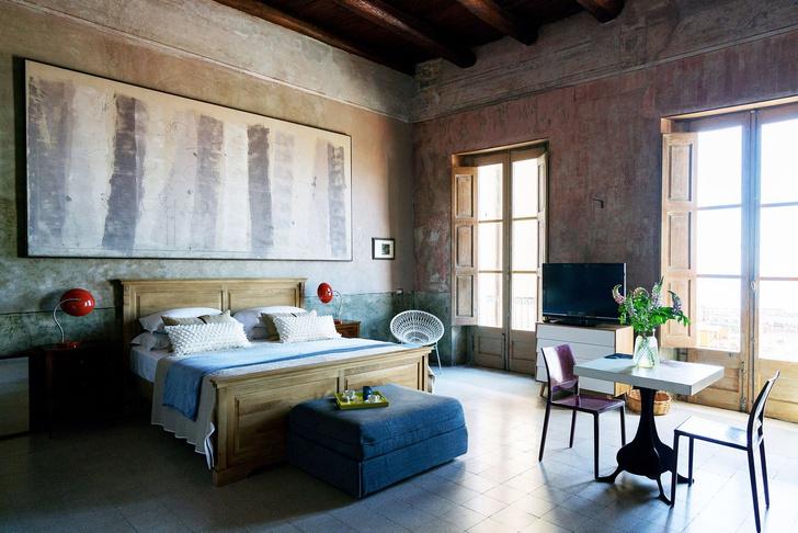 Гостевые апартаменты в старинном монастыре Салерно (фото 3)