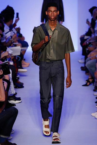 Неделя мужской моды в Париже: лучшие показы | галерея [3] фото [11]