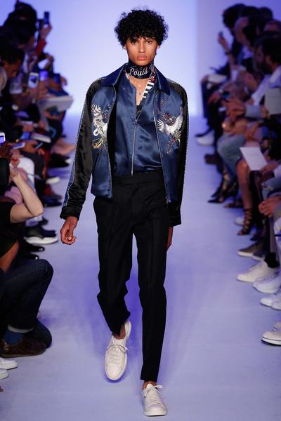Неделя мужской моды в Париже: лучшие показы | галерея [3] фото [22]