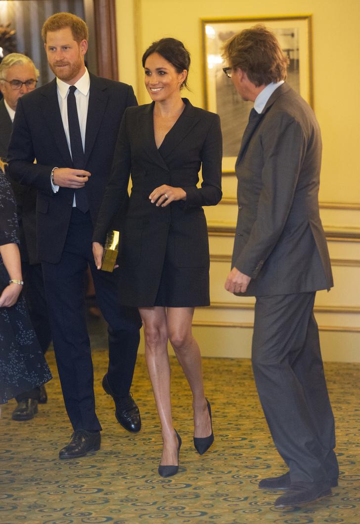 Прощай, королева: 30 лучших выходов Меган Маркл в качестве члена монаршей семьи (фото 10)