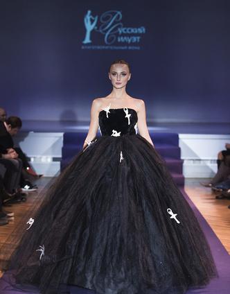 В особняке на Волхонке состоялась презентация fashion-календаря «Русский силуэт & Балет» фото [10]