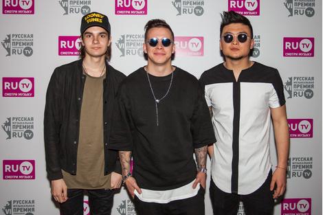 Объявлены номинанты Русской Музыкальной Премии RU.TV 2016 | галерея [1] фото [6]
