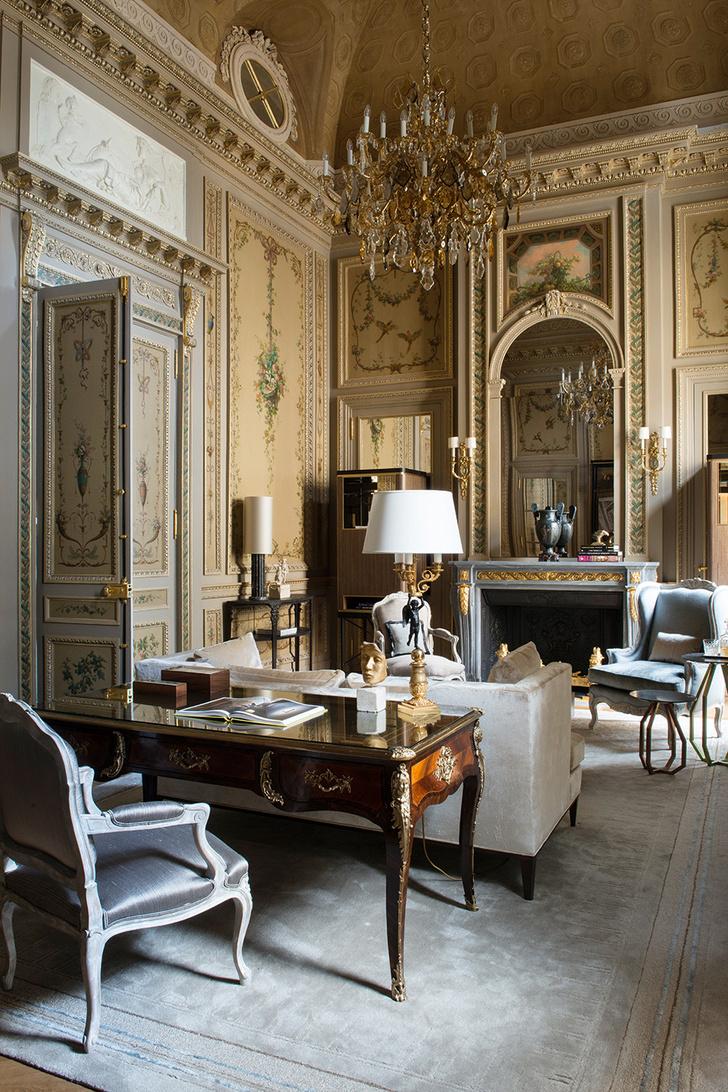 Знаменитый Hotel de Crillon вновь принимает гостей фото [4]