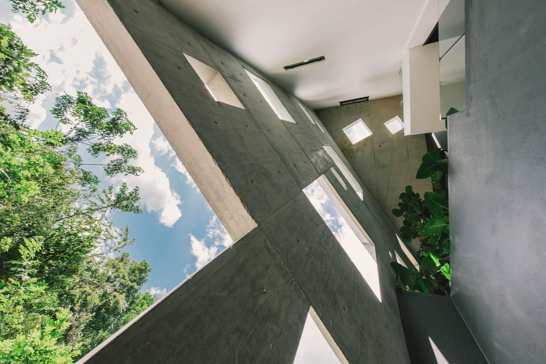 Дом с множеством окон в Малайзии (галерея 3, фото 2)
