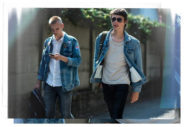 6. Классические джинсы