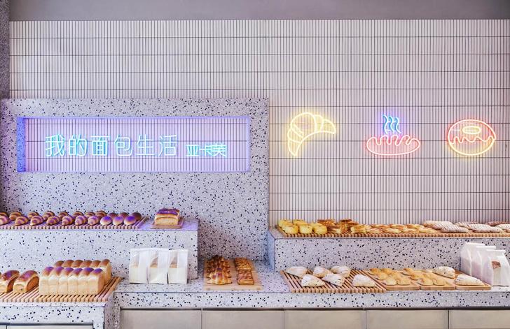 Сюрреалистичная пекарня Yakafu (фото 6)