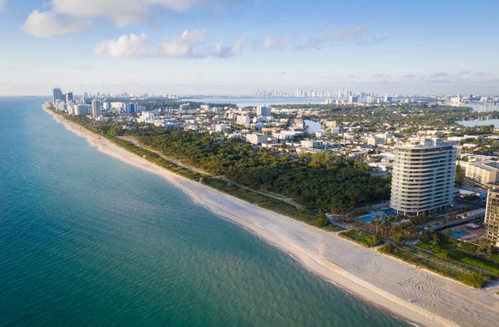 Резиденция в Майами по проекту Ренцо Пиано (фото 0)