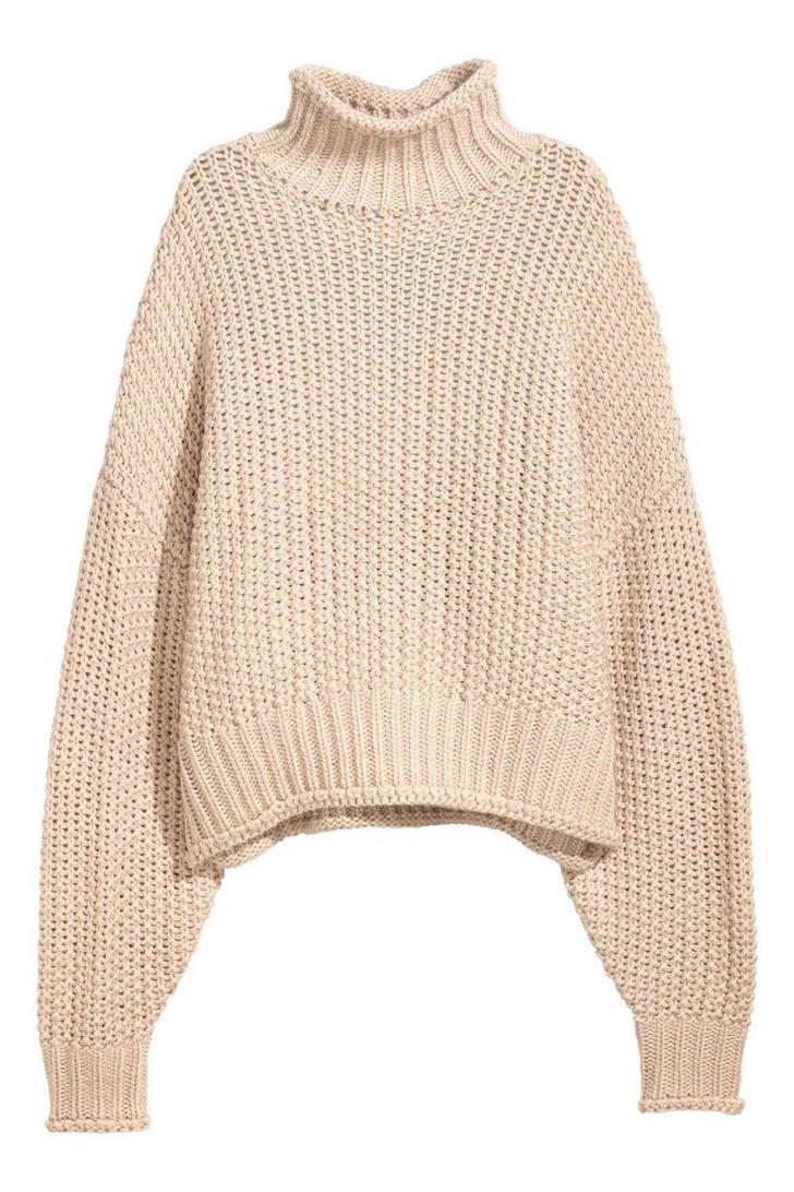 Выбор Кайи Гербер — свитер H&M фото [3]