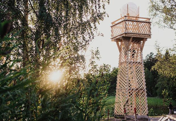 Беседки и павильоны для дачи: 10 проектов российских архитекторов (фото 23)