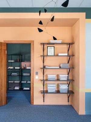 Новый офис 40 м² в старинном особняке (фото 8.1)