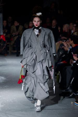 Показы мод Thom Browne Осень-зима 2013-2014 | Подиум на ELLE - Подиум - фото 851
