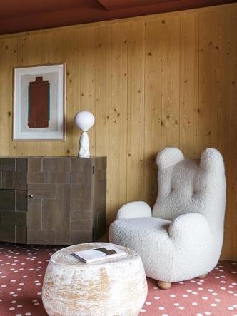 Le Coucou: дизайн-отель по проекту Пьера Йовановича в Мерибеле (фото 14.2)