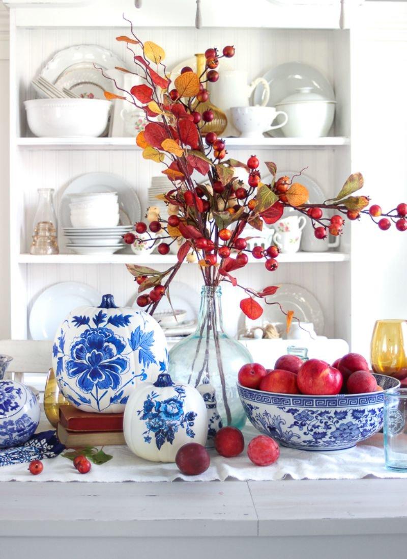 Декор тыквы своими руками: 10 простых и красивых идей (фото 5)