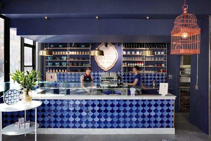 Swan Café — уголок Парижа в Южной Африке (фото 0)