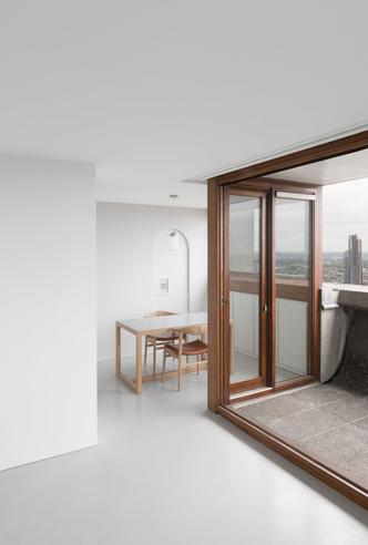 Минималистские апартаменты по дизайну Джона Поусона (фото 12.1)