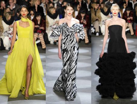 Самые красивые образы Недели моды в Нью-Йорке