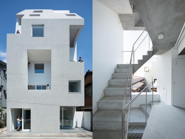 25 домов-гибридов со всего мира (фото 2)