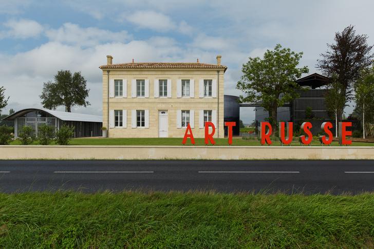 Жан Нувель построил винодельню для русского мецената (фото 10)