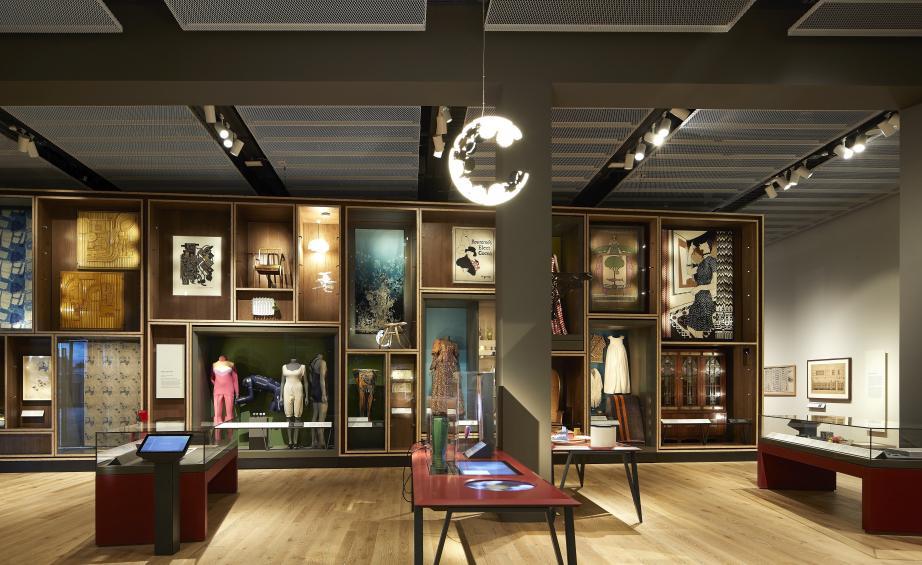 Музей Виктории и Альберта по проекту  Кенго Кумы открывается в Данди (галерея 11, фото 5)