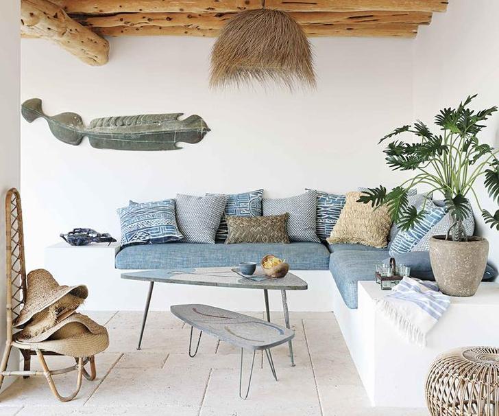 Дом на Ибице в средиземноморском стиле (фото 9)