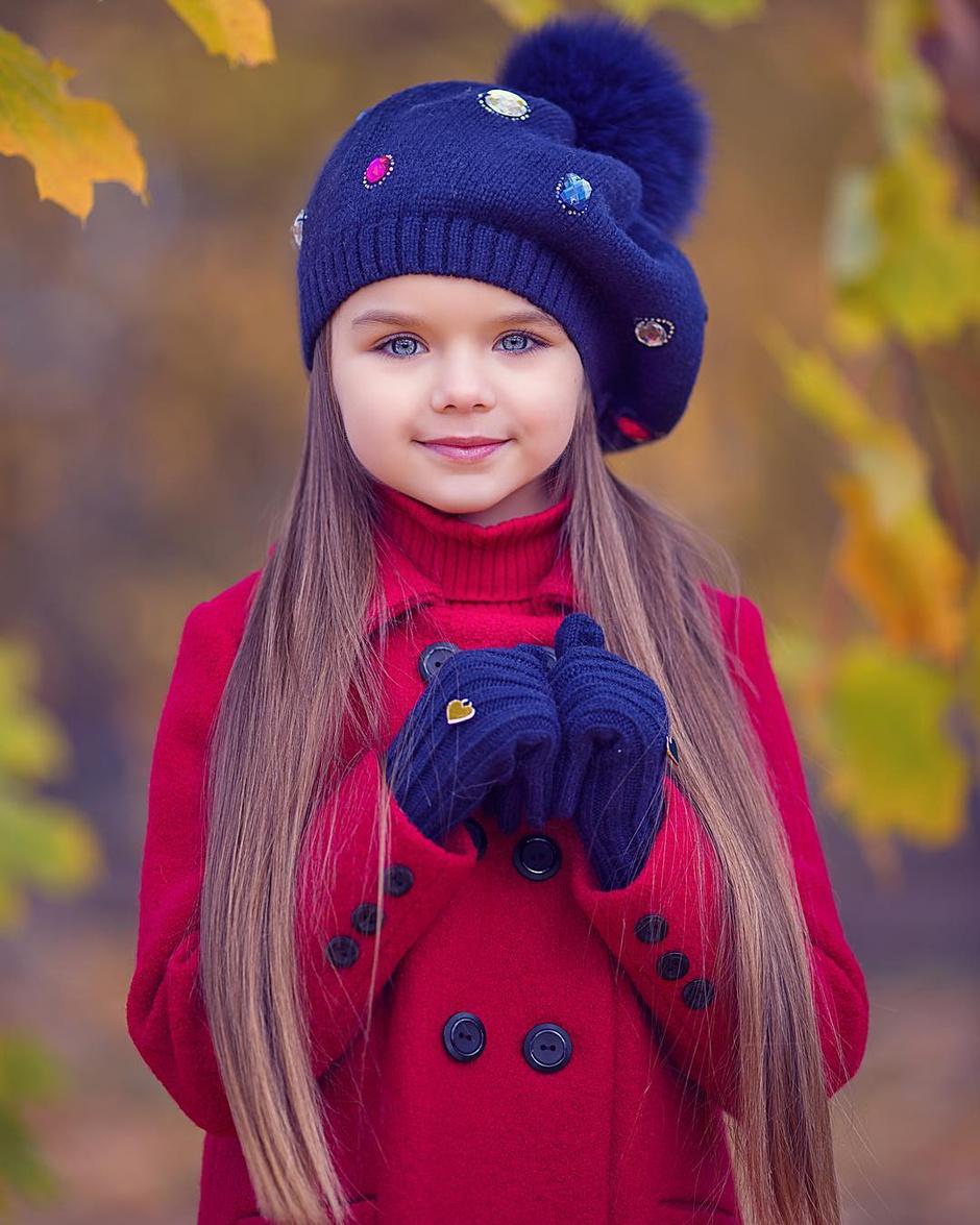 Названо имя самой красивой девочки в мире (фото 10)
