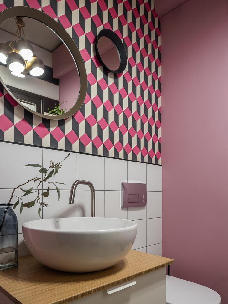 Салон красоты в розовых тонах в Серпухове (фото 15)