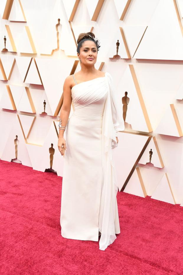 Светлая сторона: платья в нюдовых оттенках на церемонии «Оскар-2020» (фото 4)