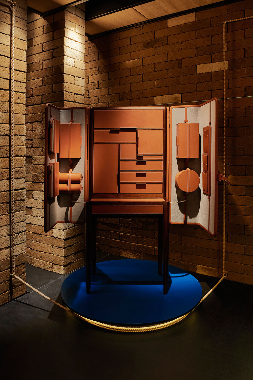 Презентация новой коллекции Hermès на выставке iSaloni в Милане | галерея [1] фото [4]