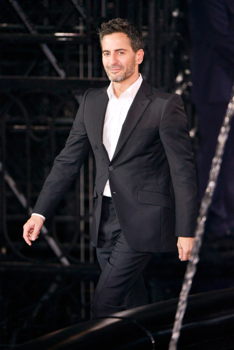 Последний показ Марка Джейкобса для Louis Vuitton
