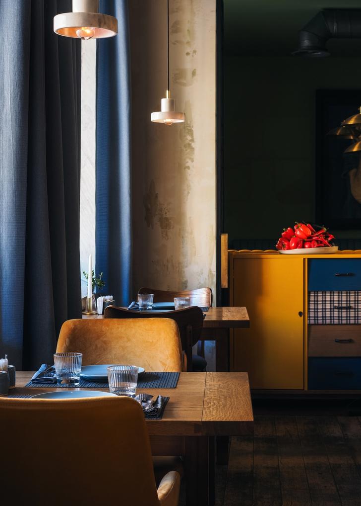 Солнечное Средиземноморье: ресторан в Санкт-Петербурге (фото 13)