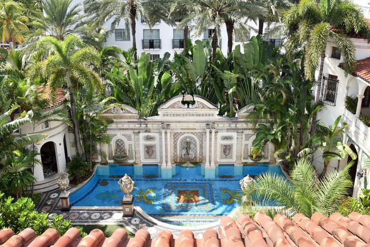 Дом Джанни Версаче: самый печально известный отель (фото 0)