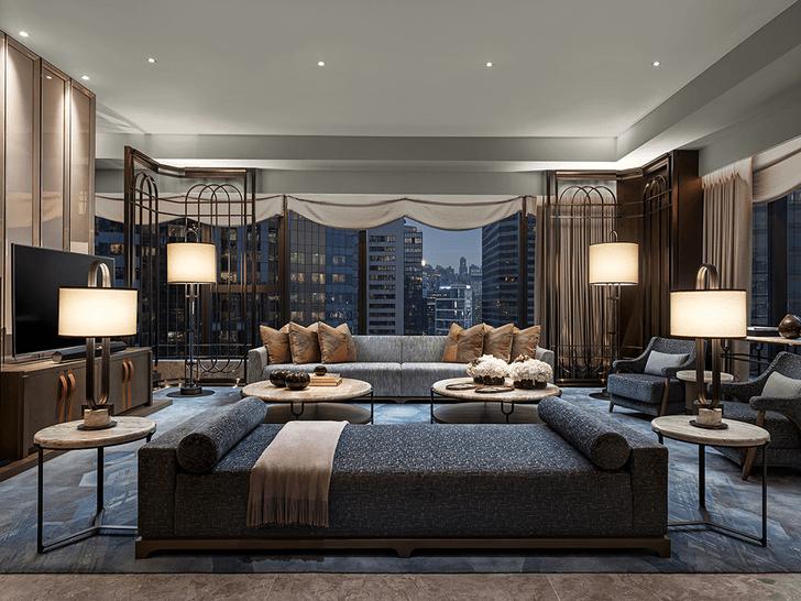 Новый отель The St. Regis в Гонконге (фото 9)