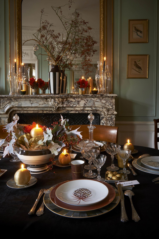 Рождество у камина: 10 идей праздничного декора (галерея 0, фото 1)