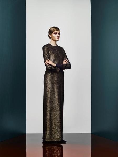 Хозяйка Медной горы: новая pre-fall коллекция A LA RUSSE Anastasia Romantsova   галерея [2] фото [7]