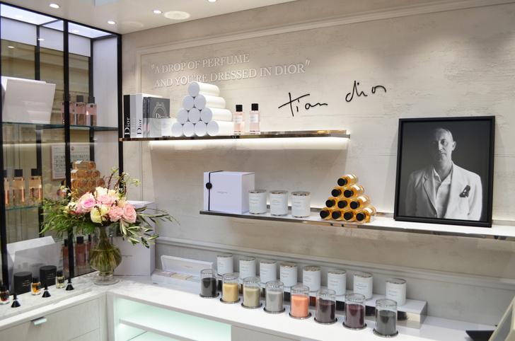 Пространство Maison Christian Dior в московском ГУМе (фото 3)