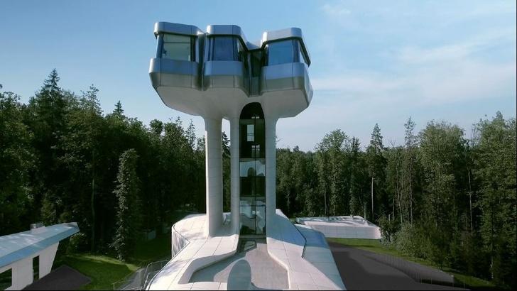 Zaha Hadid Architects: 5 проектов легендарного бюро в России (фото 30)
